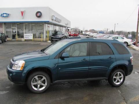 Used 2007 Chevrolet Equinox Lt Awd For Sale Stock A434a
