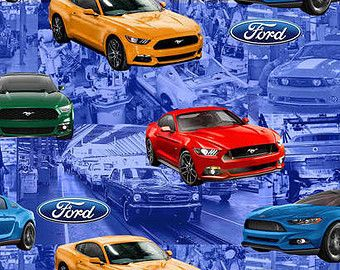 Ford Car Fabric 2015 Ford Mustang Sykel Enterprises Fabrique