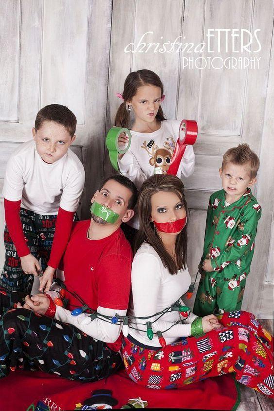 Kids Take Parents Hostage