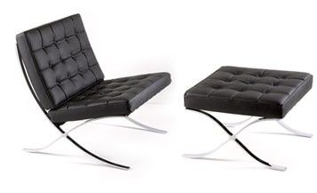 Van Der Rohe Barcelona Chair