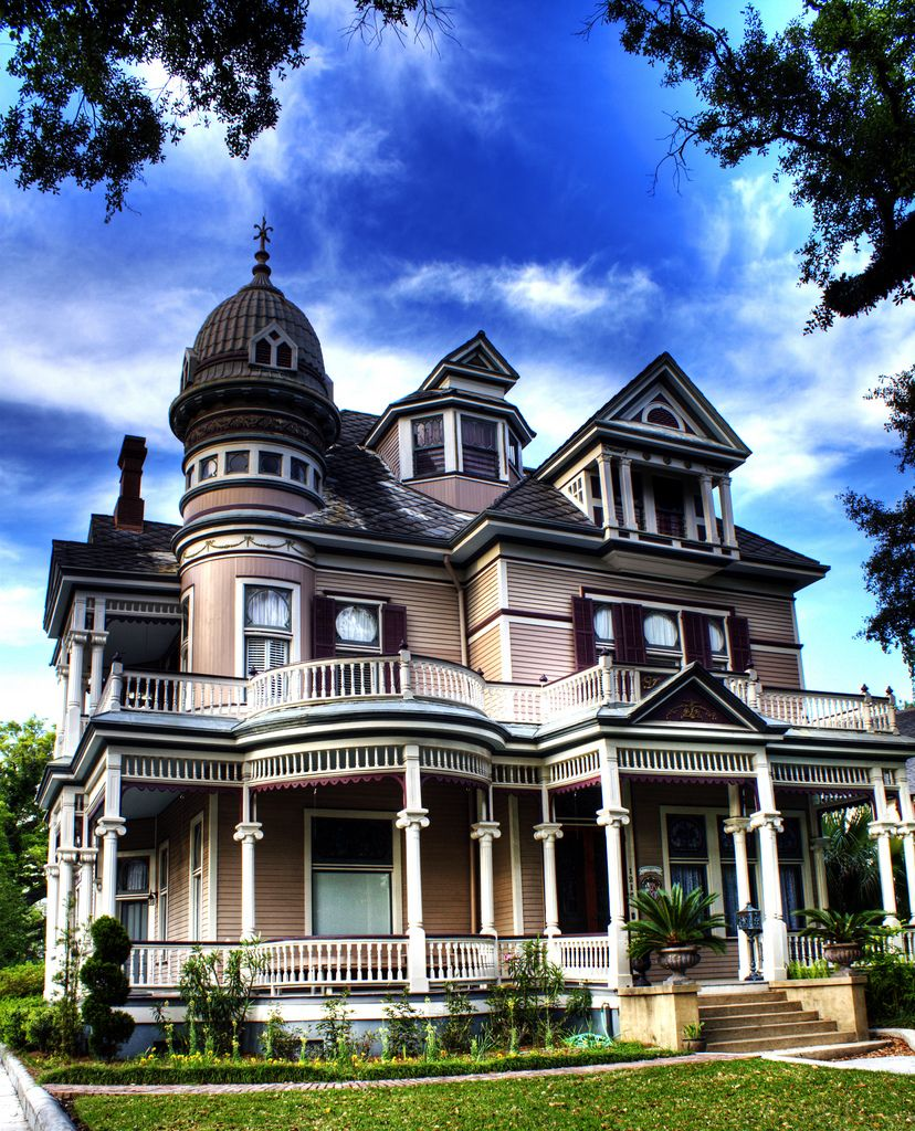 The Tacon Barfield Mansion Midtown Area Of Mobile