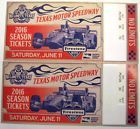 #Ticket  2 TEXAS MOTOR SPEEDWAY VERIZON INDYCAR SERIES FIRESTONE 600 RACE TICKETS JUNE 11 #deals_us
