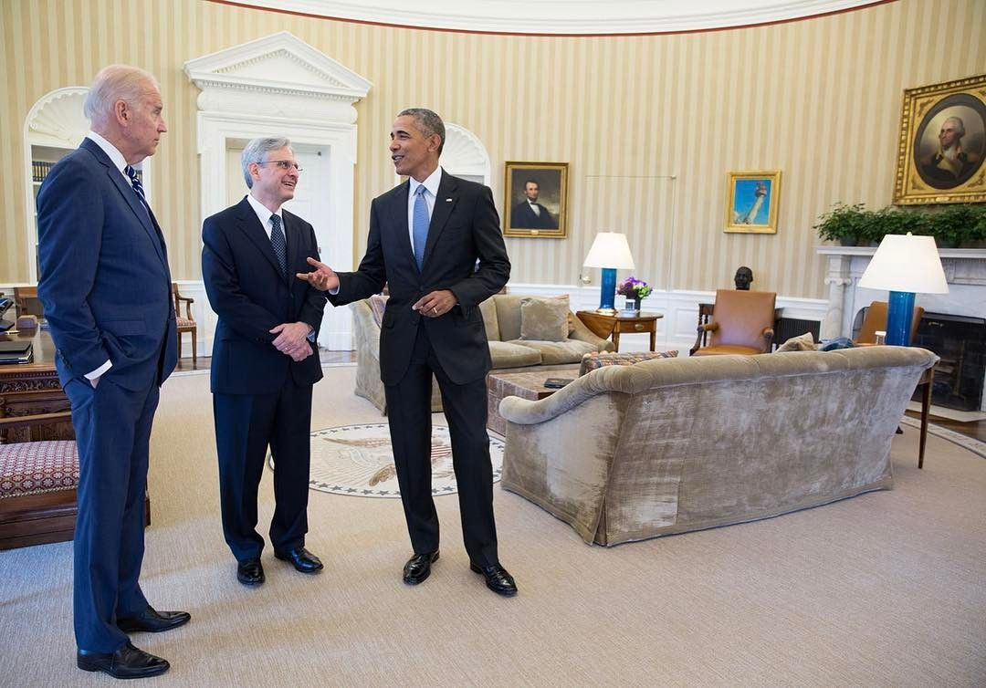 Merrick Garland In The Obama And Biden White House The Scotus Justice That The Gop And Trump Robbed From The U S Obama Photographer Obama Obama And Biden