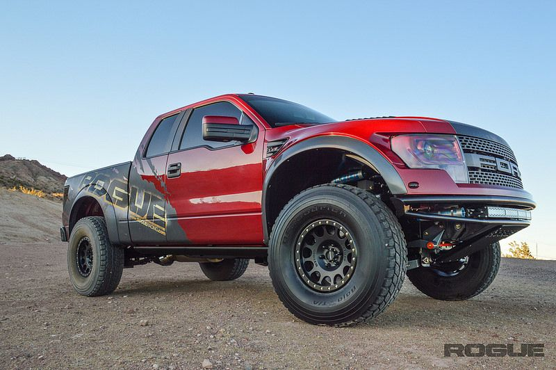 Rogue Racing Stage 4 Build The Ultimate Ford Raptor Ford