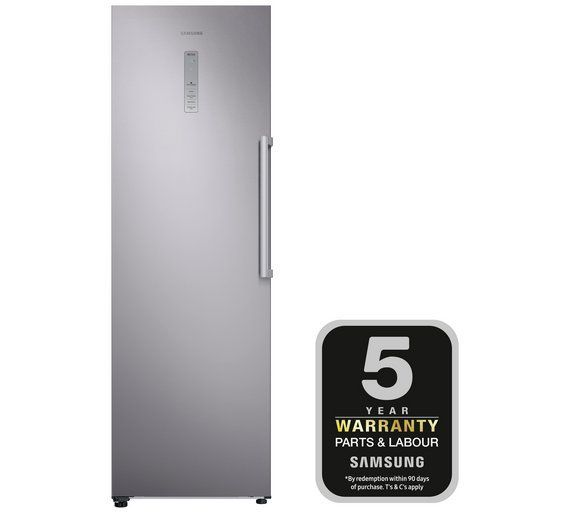 Buy Samsung RZ32M7120SA/EU Tall Freezer - Silver at Argos.co.uk ...