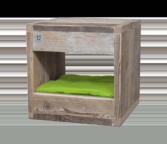 Katzenbett bloq – ohne Schublade