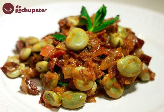 un plato basado en un plato tradicional de la cocina granadina aunque con alguna variacin