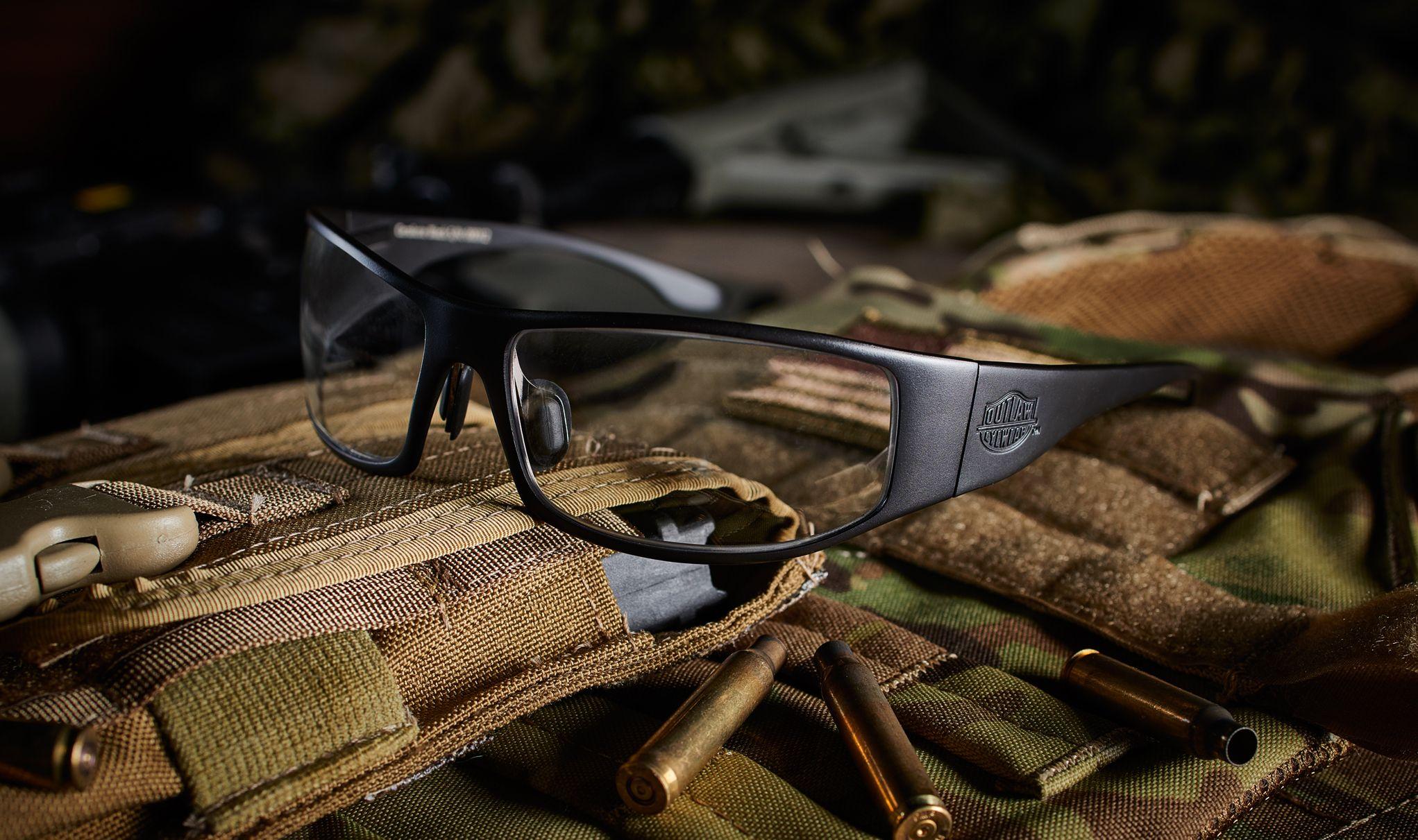 5d238d84fe OutLaw Eyewear - Military Combat Sunglasses