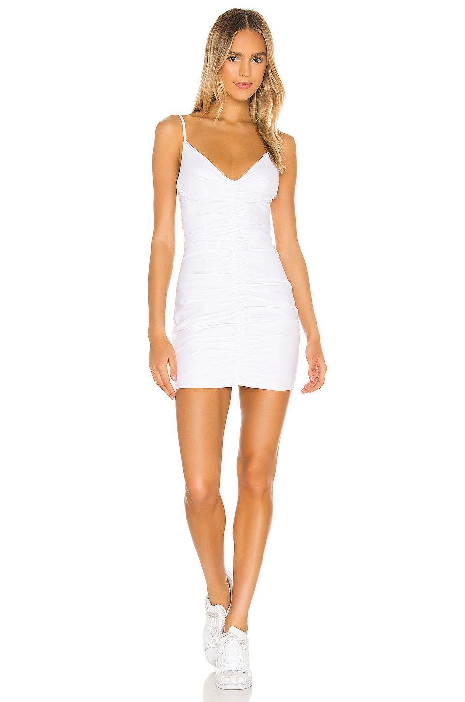 Superdown Darby Mini Dress In White Sponsored Ad Paid Darby White Dress Superdown Mini Dress Dresses Revolve Clothing [ 1450 x 960 Pixel ]