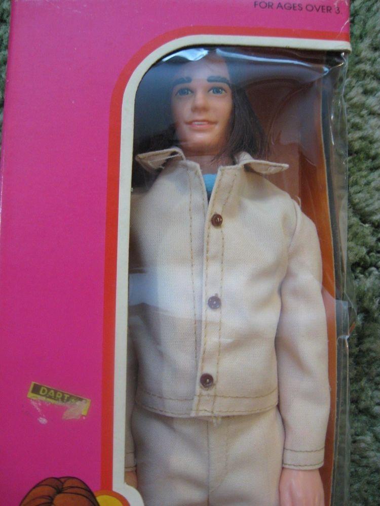 Now Look Ken Mattel No 9342 MIB 1975