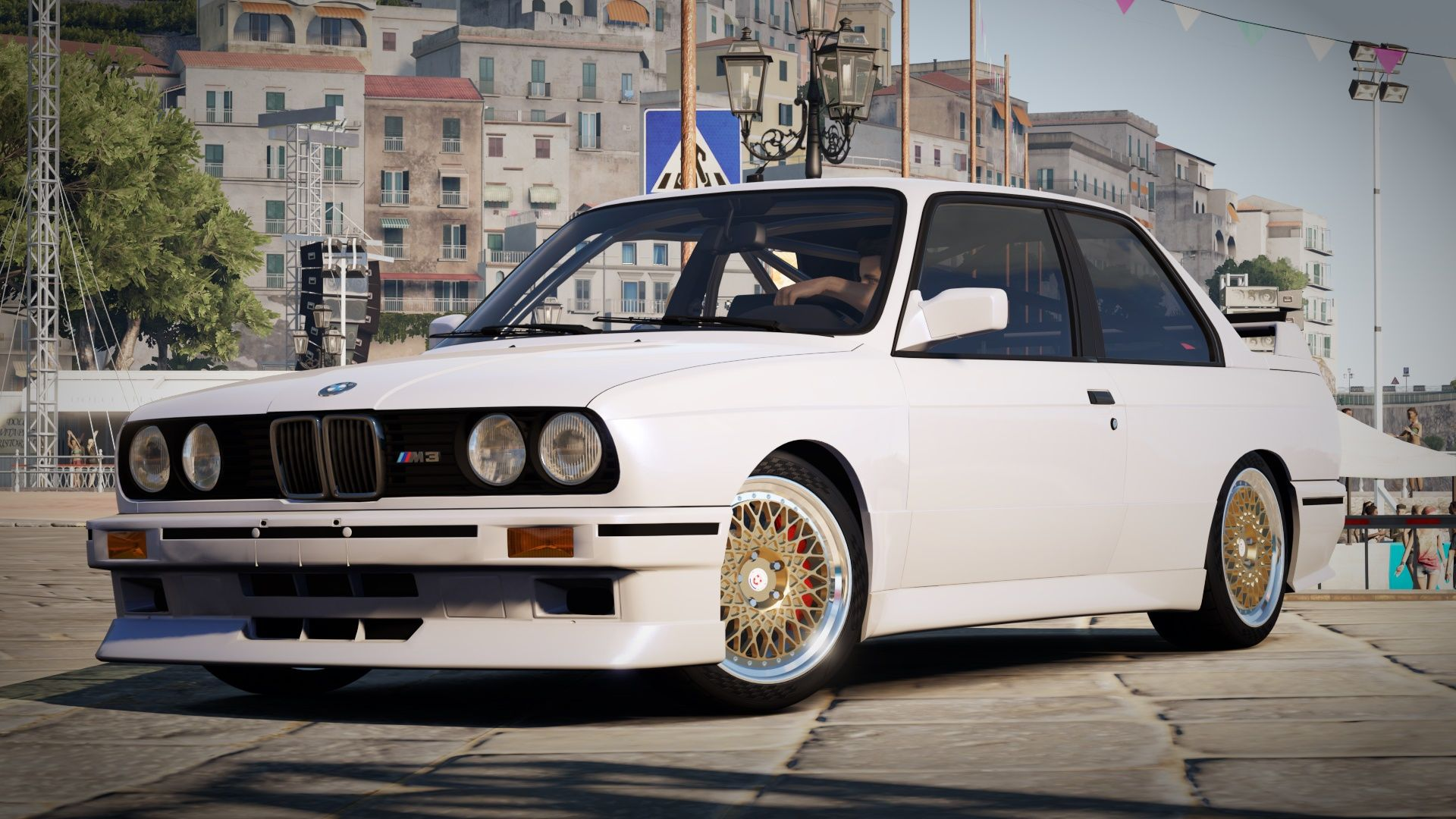 1991 Bmw E30 M3 This One Is Awd With A Big Inline 6 Forza 1989 Electrical Troubleshooting Manual