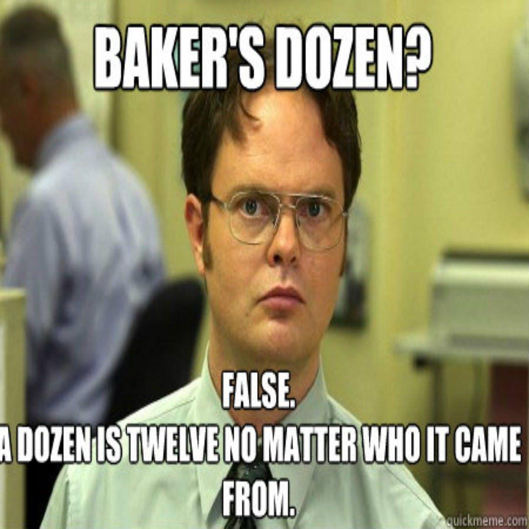 Baker's Dozen? #Dessert #Instadessert #Desserts #Instacake #Foodporn #Delicious #Dessertporn #Likesforlikes #Sweet #Likeforlike #Tasty #L4l #Yummy #Cakeporn #Chocolate #Likes4likes #Desserttable #TopLikeTags #Nomnom #Foodpics #Likesreturned #Instafood #Followforfollow #F4f #Cakes #Desserttime #Delish #Follow4follow #Icecream #Cake