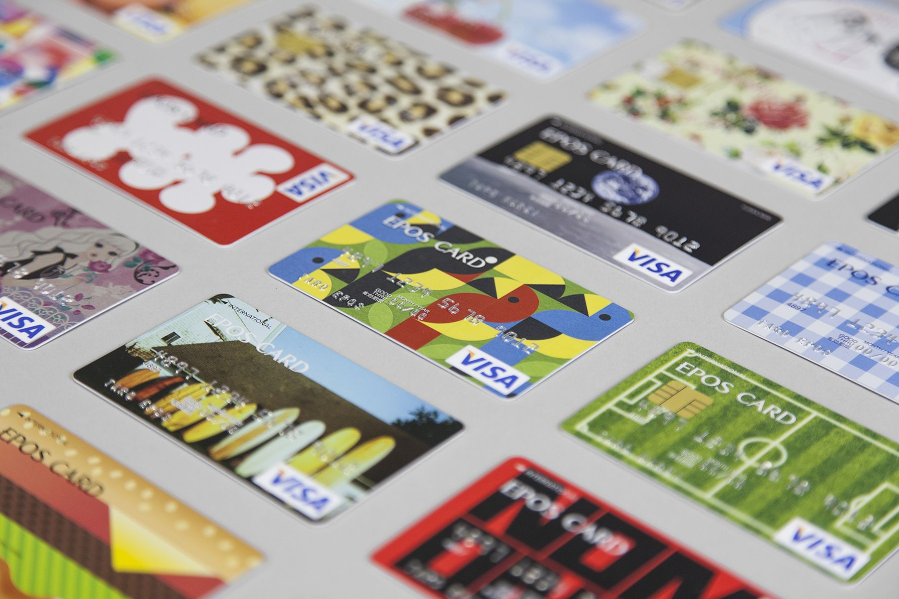 EPOS DESIGN CARD — GAS AS I/F   Graphic Design & Business Ideas ...