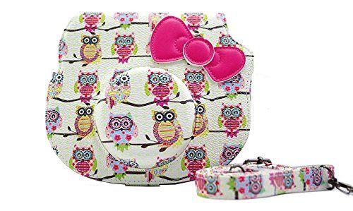 e3d22fb22711 Fujifilm Hello Kitty Instant Camera Case -- Katia Protection Fujifilm  Instax Mini Hello Kitty Instant Film Camera Case Bag With Soft PU Leather  Fujifilm ...
