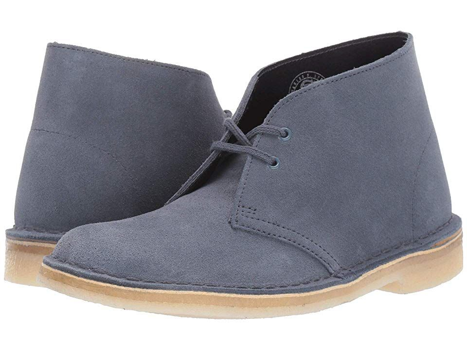 boot Clarks Originals Desert Boot Womens Lace up shoes Brown