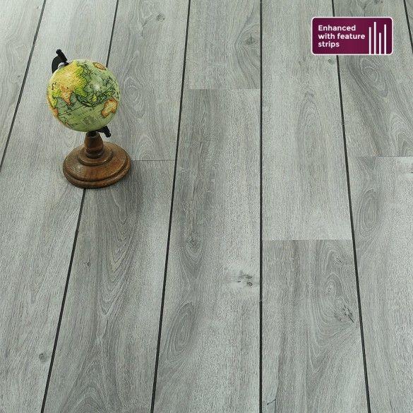 Venice Husky Grey Oak Lvt Flooring Luxury Vinyl Tile Flooring
