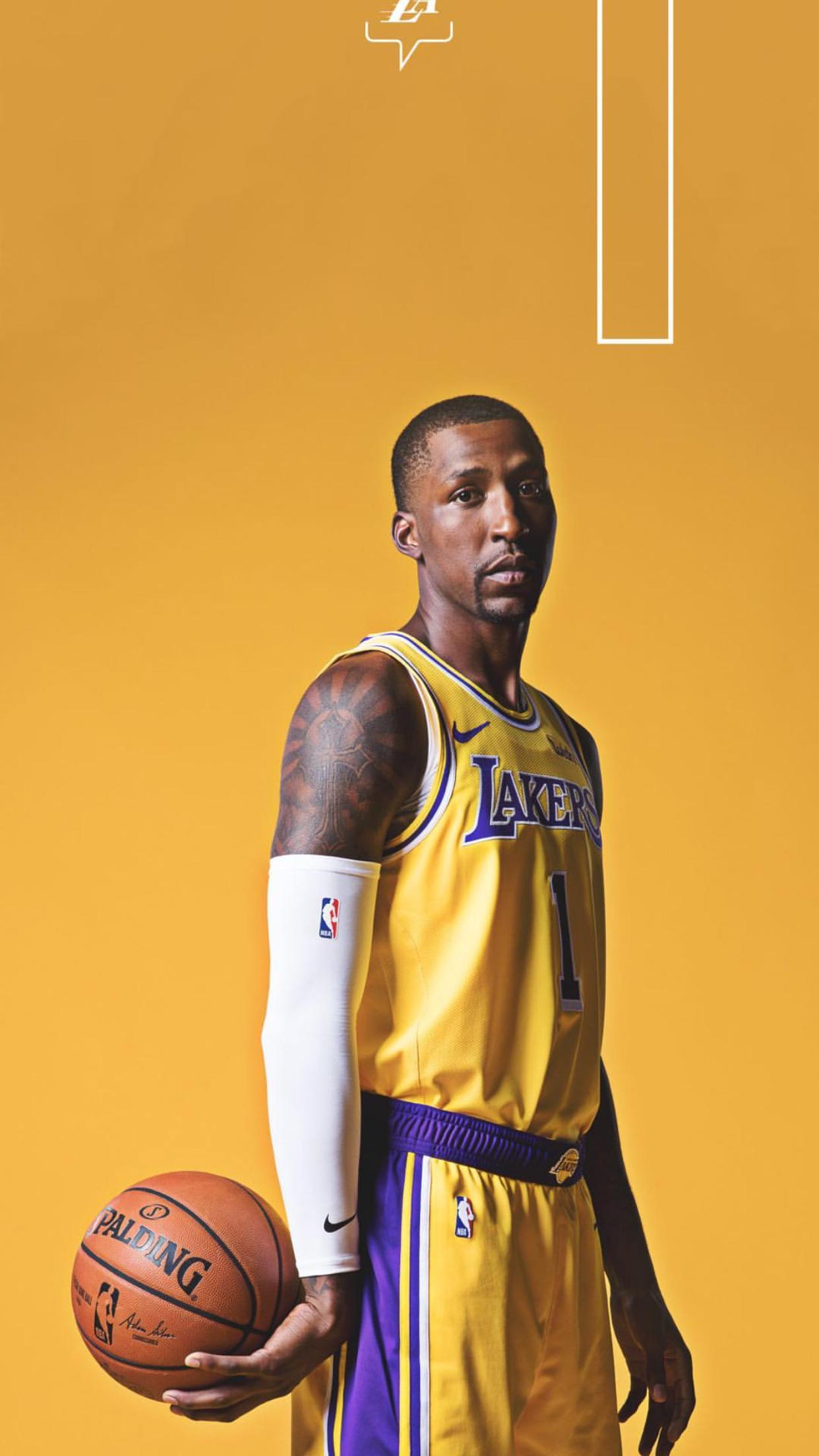 Kentavious Caldwell Pope KCP Lakers  cf9dc5d68