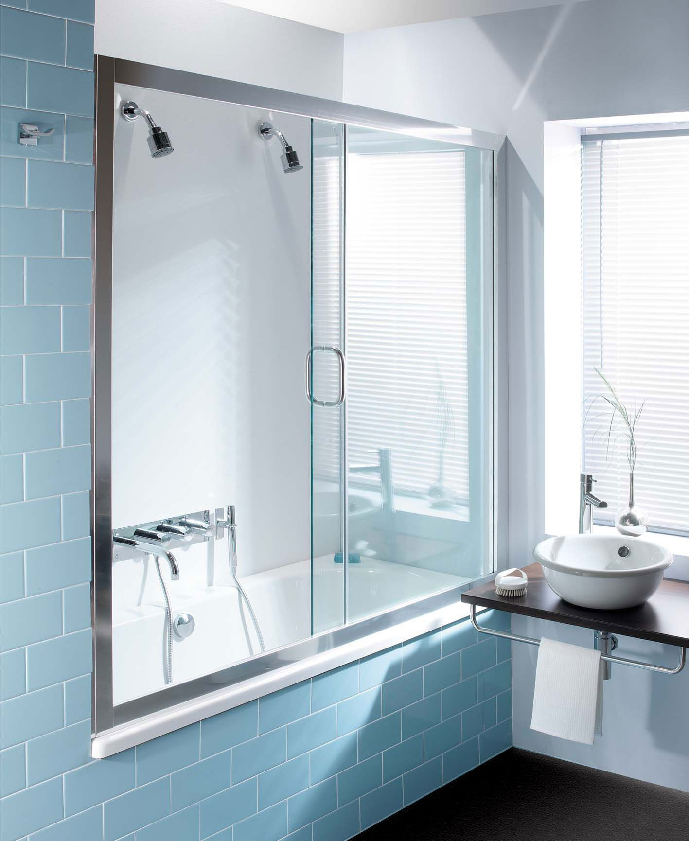 Tiles from £0.02 each! - Get this great value Light Blue Brick Tile ...