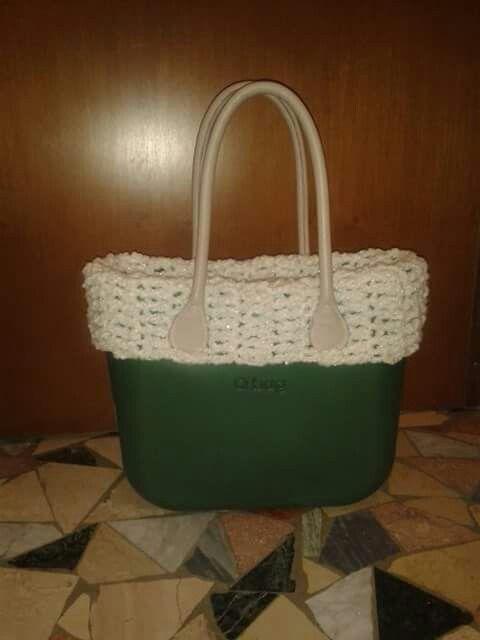 8e40dbc236 Bordo O-bag uncinetto | Dodo Hand Made | Uncinetto, Borse, Astucci