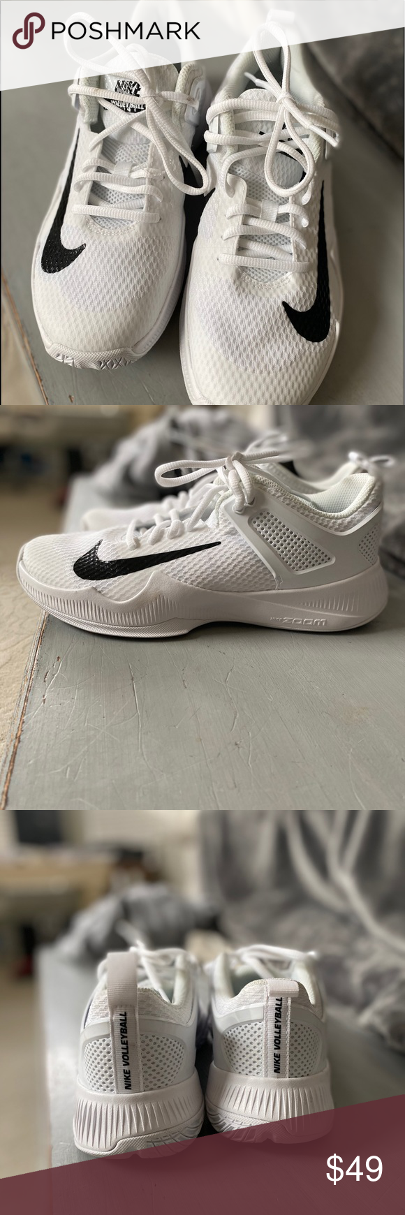 Nike Women S Volleyball Shoes 7 In 2020 Volleyball Shoes Nike Volleyball Shoes Nike