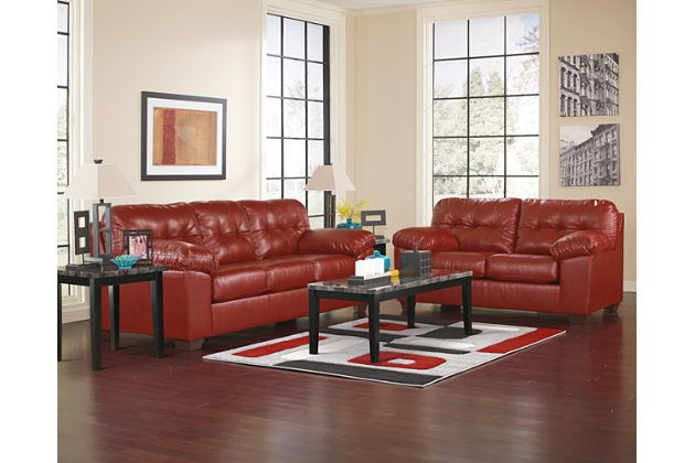 Best Salsa Alliston Durablend® Sofa View 4 Living Room Sets 400 x 300