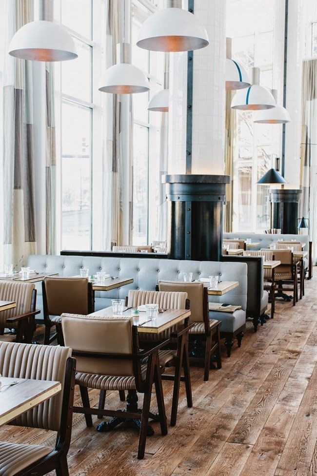 Daily Dream Decor | 餐厅 | Restaurant, Cafe restaurant, Cafe interior
