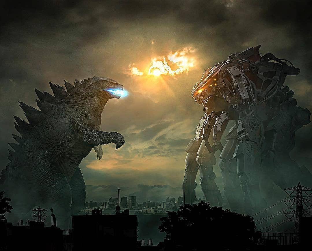 Resultado de imagen para Godzilla 2014