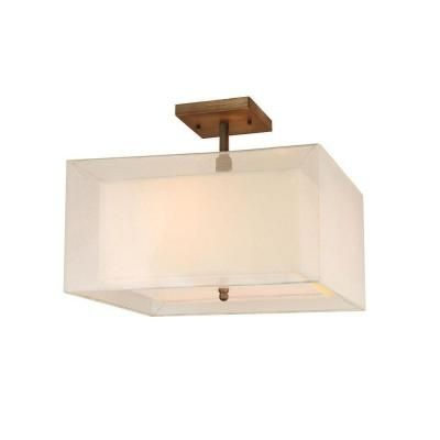 Affordable Semi Flush Mount Alternatives To The Boob Light LightingDining Room