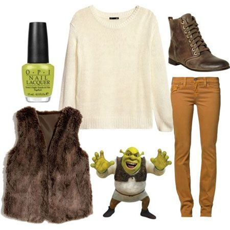 10 Cute Fall Outfits Inspired By Our Favorite Shrek Characters ...
