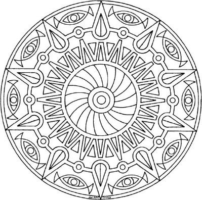 Bring These 15 Magnificent Free Mandala Templates To Life With ...