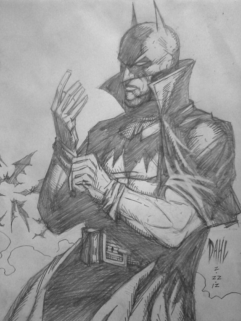 Batman Gotham By Gaslight Batman Canvas Batman Canvas Art Batman Illustration