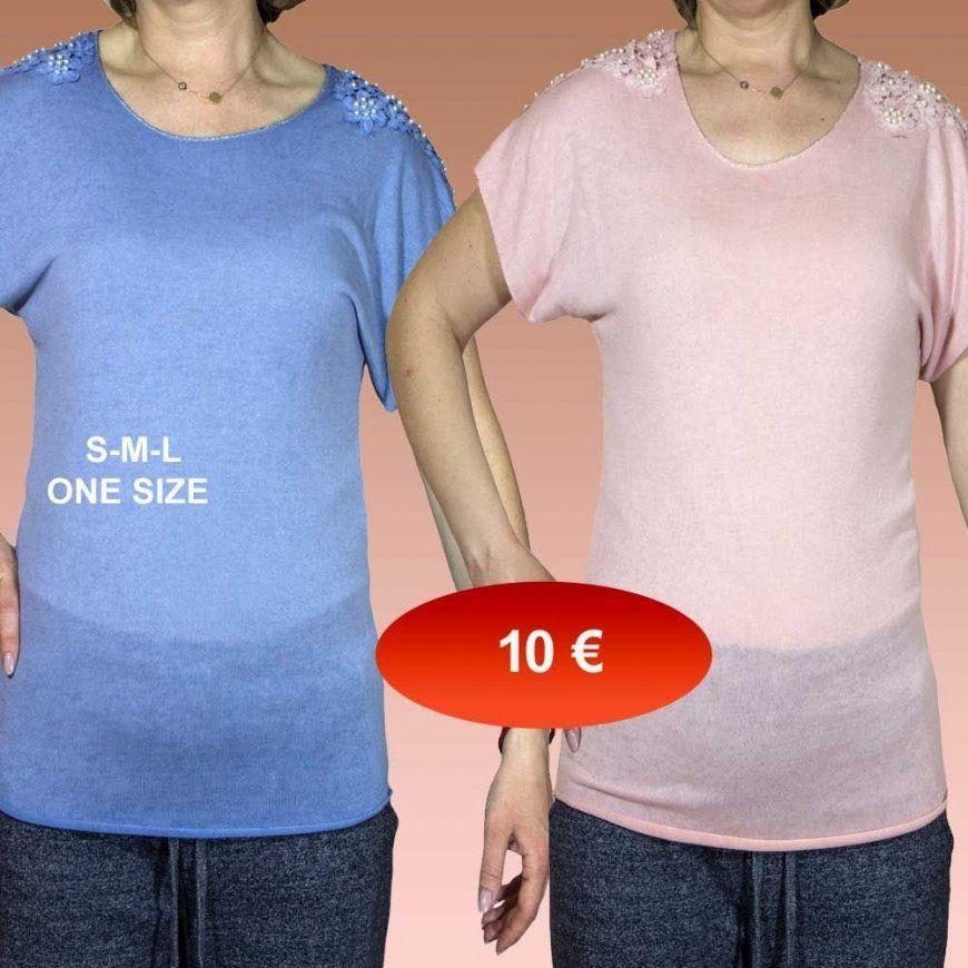 8a97bcb6319 Γυναικεία μπλούζα ONE SIZE καλύπτει από S έως L φανταστική ποιότητα ...