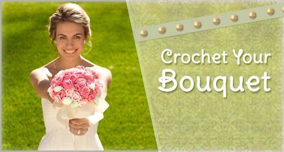 Crochet Your Bouquet free pattern