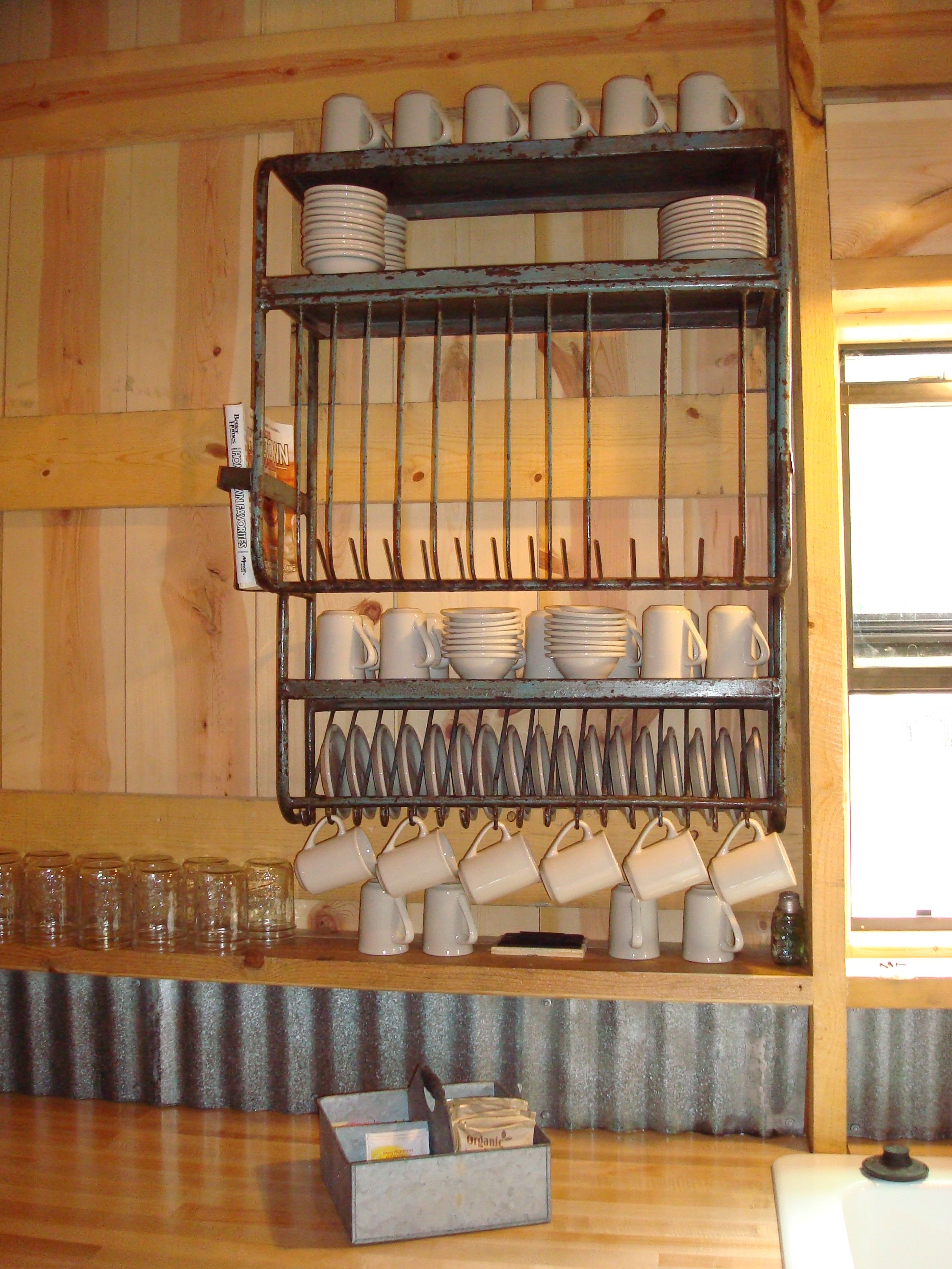 Wall Dish Rack Getting Closer Plates On Wall Plate