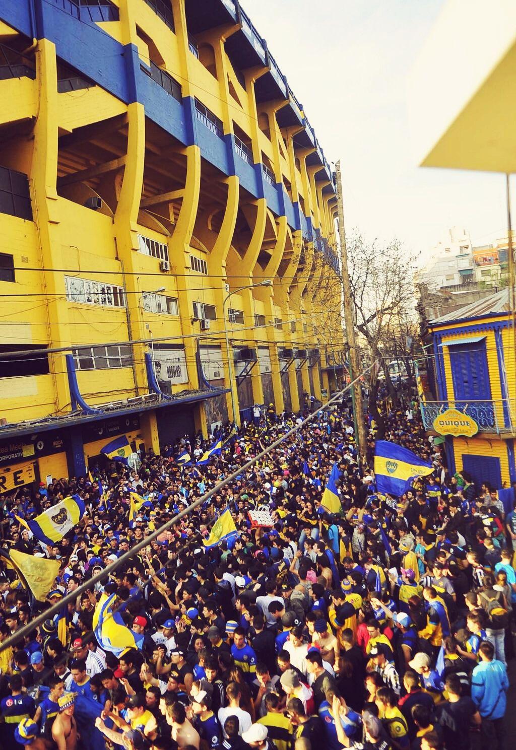 La Bombonera Hinchada De Boca Fotos De Boca Boca Juniors