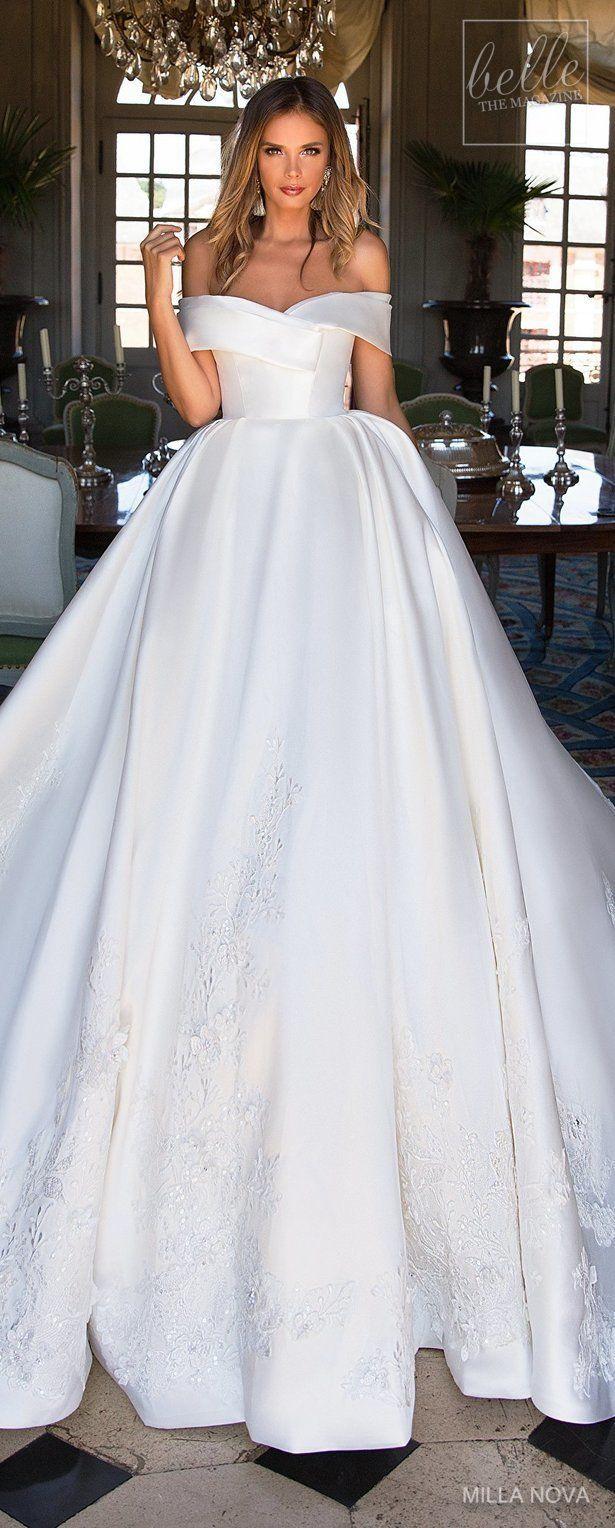 15 Simple + Rustic Wedding Dresses (mit Bildern)  Brautkleider