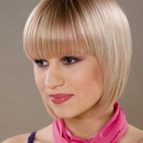 Peinados Con Flequillo Recto 6 Pixie Corto Hair Styles Hair