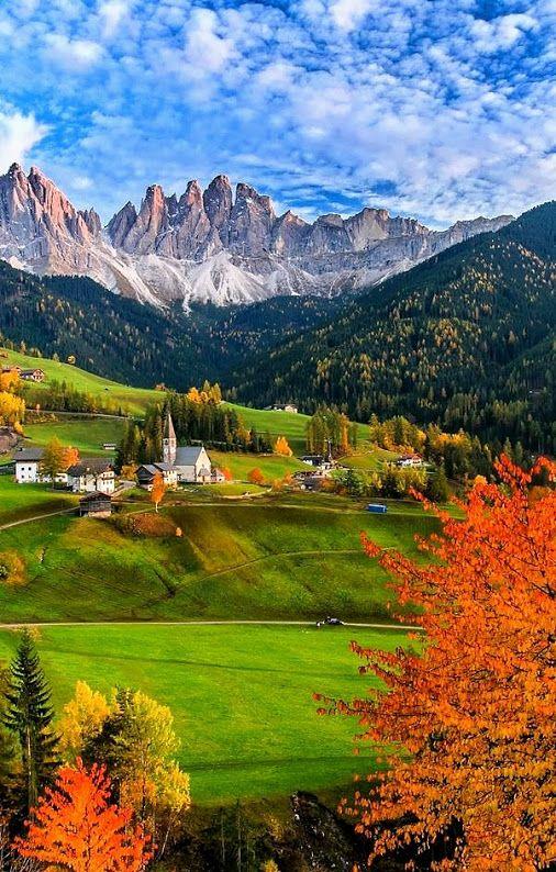 Santa Maddalena - Trentino Alto-Adige (Italy)
