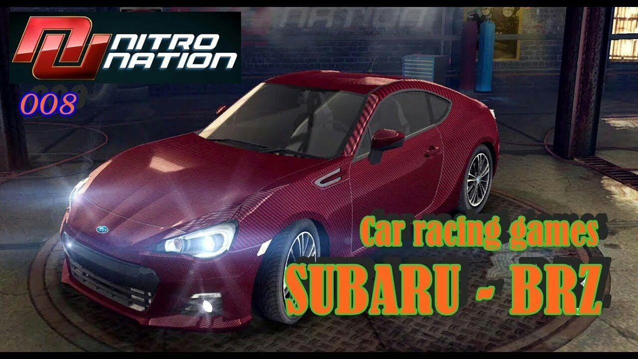 Car games #008 - Nitro Nation, Drag Race - Multi Player with SUBARU ...