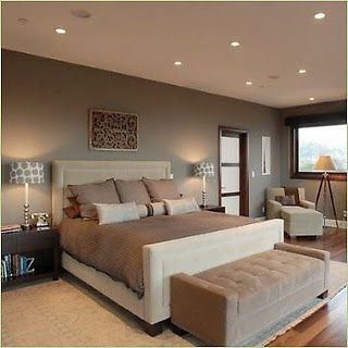 Attrayant Brown And Tan Bedroom | Brown Bedroom Ideas [ Brown Bedroom Ideas, 22 Cool  Ideas ]