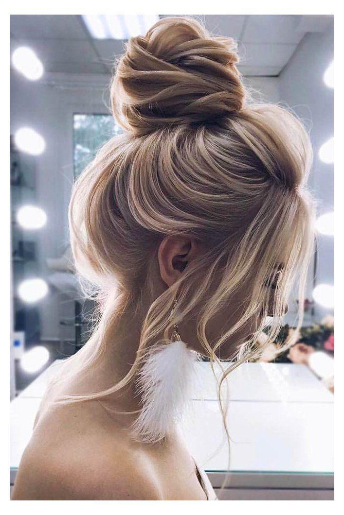 31 Effortless Easy Gorgeous Bun Hair Styles in 1 Minute # ...