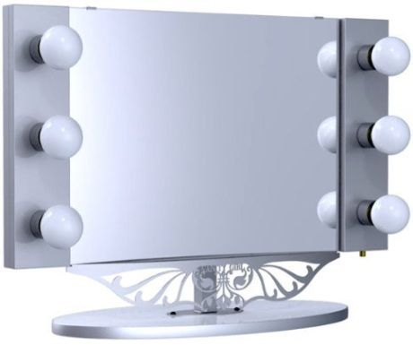 From Outblushcom Starlet Table Top Lighted Vanity Mirror Oh The