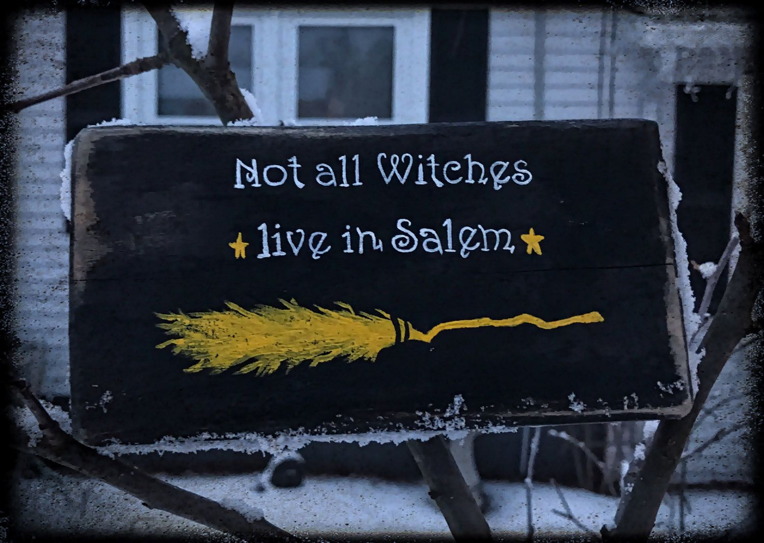 Halloween Decor, witch decor, Halloween witch decor, Halloween sign - Witch Decorations For Halloween