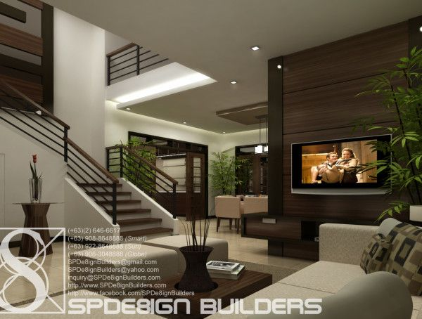 Residential Interior Design Vista Real Spde8ign Builders