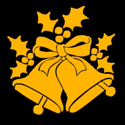 Trujen Png Christmas Clipart Jingle Bells Png Christmas Bell Png Christmas Bells Images Png Golde Christmas Gift Ribbon Christmas Jingles Christmas Ribbon