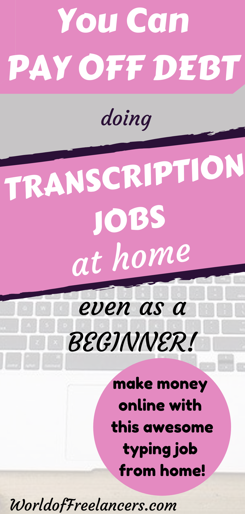 Top 12 Places Transcriptionists Get Transcription Jobs World Of Freelancers In 2020 Typing Jobs Typing Jobs From Home Transcription Jobs From Home