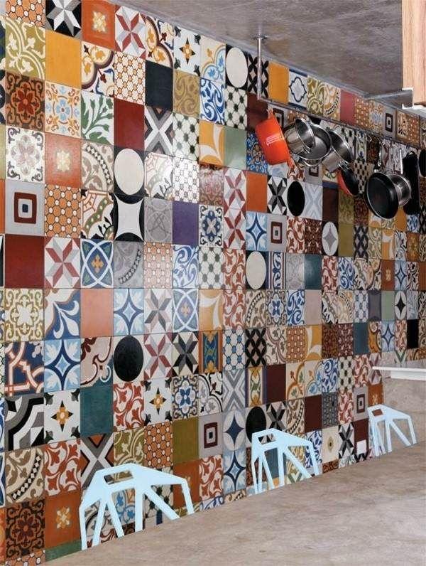 Spectacular Moroccan Tiles Kitchen Decorating Ideas Kitchen Backsplash Ideas  | Tile | Pinterest | Moroccan, Backsplash Ideas And Moroccan Tiles Kitchen