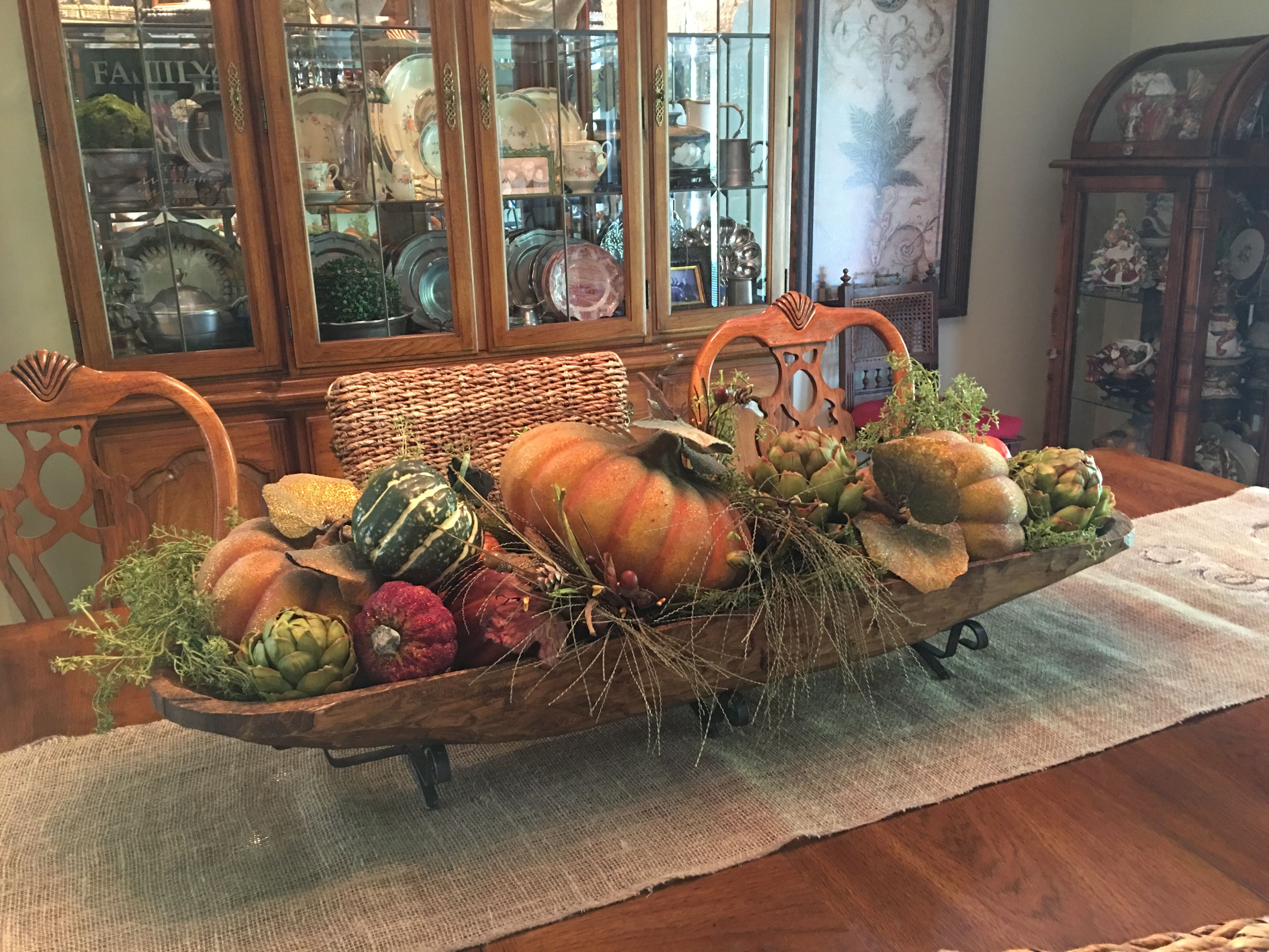 side view of the fall dough bowl i love fall fall on favorite diy fall decorating ideas add life to your home id=27041