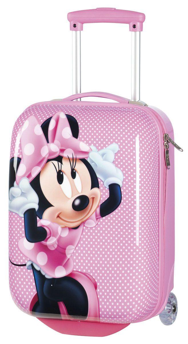 2a3992604242 Trolley Minnie lazo 99€ Disney Luggage