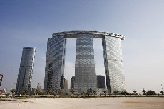 In Pictures The Gate Towers Development On Reem Island Island